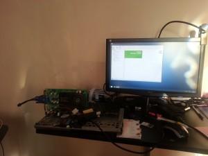 D630 running nvidia 210