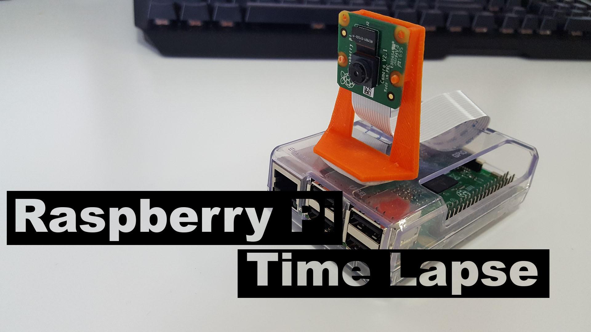 Raspberry Pi Timelapse