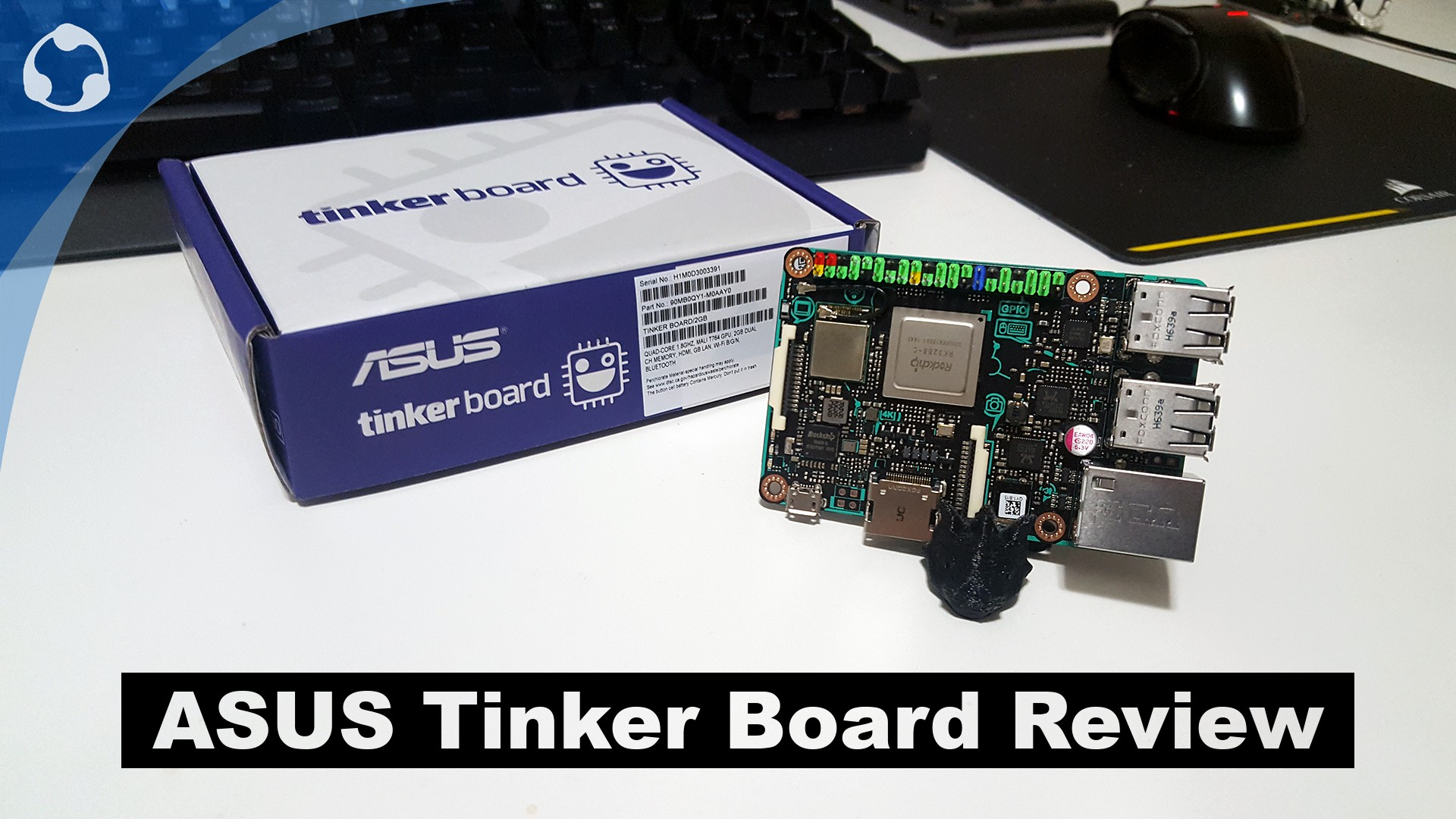 Asus TinkerBoard Review Raspberry Pi Killer?