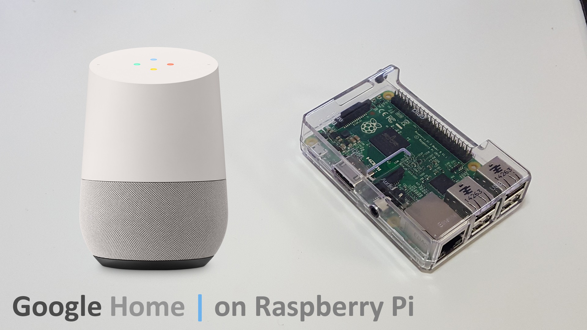 Google Assistant on Raspberry Pi