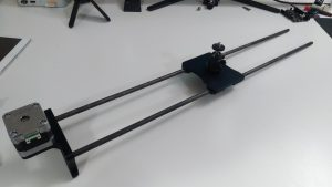 Camera Slider Assembly pt3