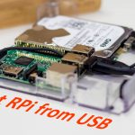 How to boot Raspberry Pi 3 from USB Storage