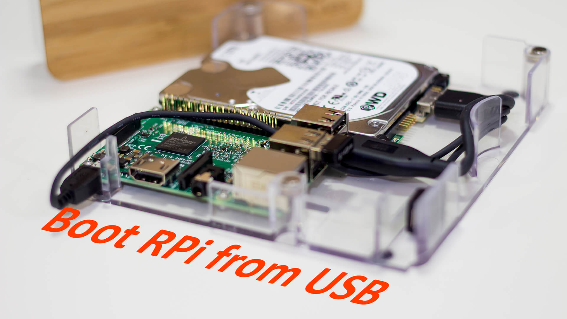 Raspberry Pi Usb Boot