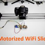 DIY Motorized WiFi Camera Slider
