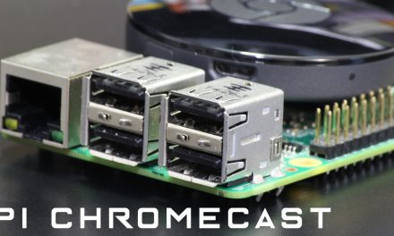 How to use Raspberry Pi as Chromecast