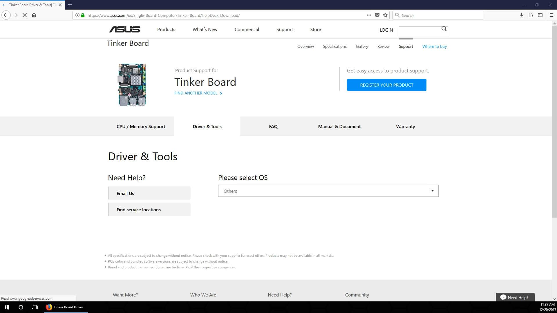GPU Mining on Tinkerboard - Novaspirit