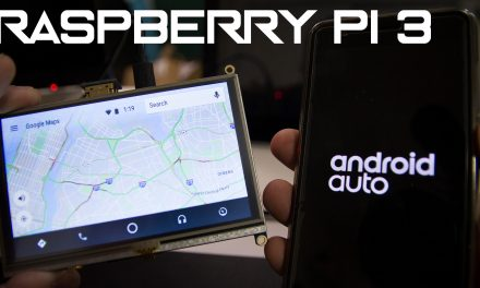 Android Auto on Raspberry Pi