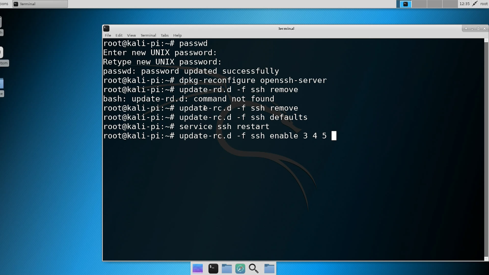 Kali Linux on Raspberry Pi 3B+ with Monitor Mode - Novaspirit